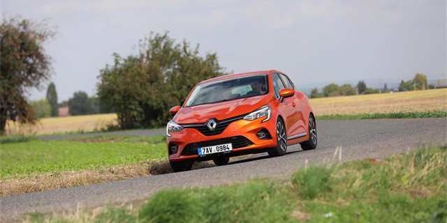 TEST Renault Clio 1.0 TCe 100
