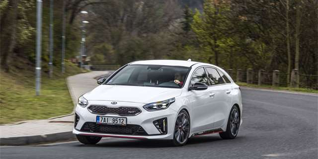 | TEST Kia ProCeed GT 1.6 T-GDI