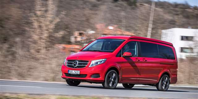 | Mercedes-Benz V250d 4Matic Marco Polo Horizon