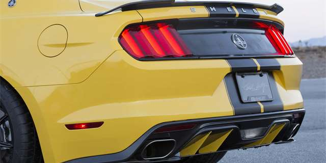 | Ford Mustang Shelby GT 500