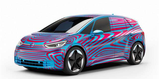 bd0d099e6 Volkswagen již spouští předběžné objednávky svého prvního elektromobilu na  platformě MEB.