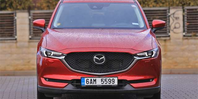 TEST Mazda CX-5 2.5 Skyactiv-G AWD AT