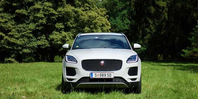 Test Jaguar E-Pace D180