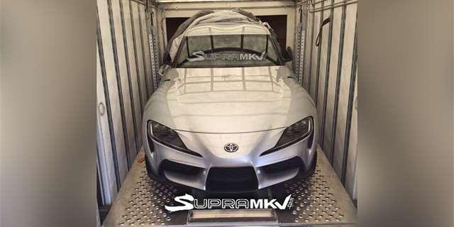 Nová Toyota Supra odhalena! Takto vypadá bez maskování – AutoRevue.cz be693a1fd1f