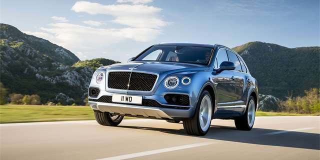 | Bentley Bentayga