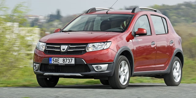 test dacia sandero stepway 0 9 tce easy r james v pro 3 kapitola. Black Bedroom Furniture Sets. Home Design Ideas