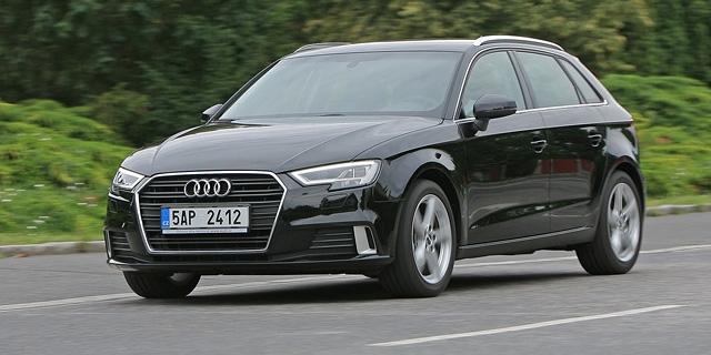 Audi A3 Sportback 1.6 Tdi Test