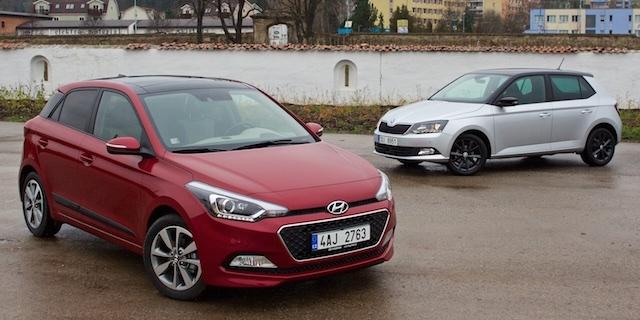 f847ef74184 Diskuze – Nový Hyundai i20 1.4i vs. nová Škoda Fabia 1.2 TSI – AutoRevue.cz