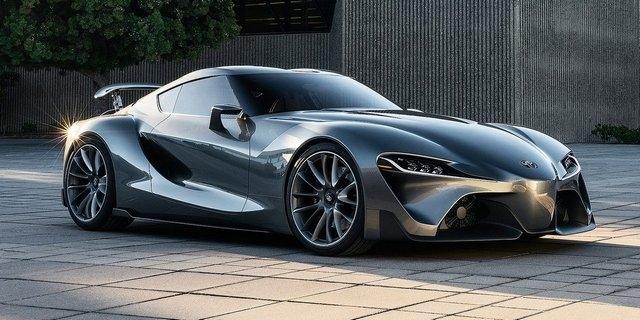 Sportovní auto od Toyoty a BMW získává obrysy. Bude to ...