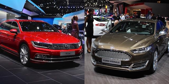 Novy Ford Mondeo Nov Ford Mondeo vs Nov