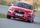 Subaru Levorg přišlo i v Česku o skvělý turbomotor. Teď má nižší výkon i cenu