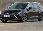 TEST Toyota Corolla TS 2.0 Hybrid: Dost dobrá i pro Lexus