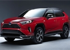 Toyota láká na plug-in hybridní RAV4. Bude to nejvýkonnější verze v historii