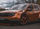 Tahle Dacia není pro starý. Slavný český grafik si vzal do parády první Duster