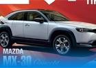 První elektrická Mazda možná odhalena. Překvapuje sebevražednými dveřmi
