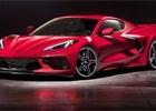 Chevrolet Corvette Stingray oficiálně: Americký bourák míří mezi supersporty