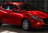 Mazda 2 prošla modernizací. Kosmetické změny doplňuje zvýšený komfort uvnitř