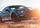 Mocný Ford Mustang GT500 se do Evropy nepodívá. Kvůli emisím