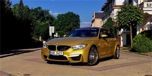 Test BMW M3 Competition: Motoristická óda na radost