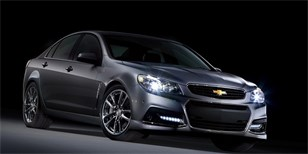 Chevrolet SS: Holden pro USA a 415 koní do zadu