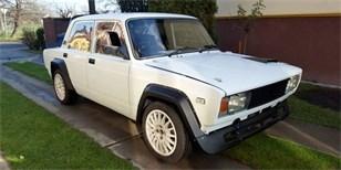 79c9414576d Lada VFTS 1.6 má 175 koní a je na prodej. Stojí půl milionu korun