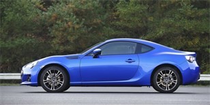 Subaru BRZ: nové fotografie a video