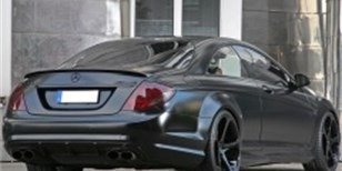 Mercedes CL65 AMG od Anderson Germany