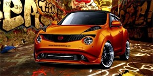 "Nissan Juke: ""Juke-R"" z dílen firmy Fox Marketing"