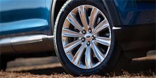 4f6da8b09 Nové SUV Ford má speciální pneumatiky. Řešení defektu u krajnice je  minulostí