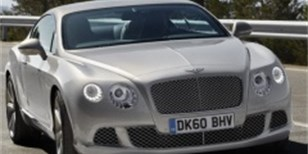 Bentley Continental GT 2011: facelift oficiálně