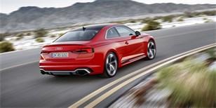 857599cd608 Nové Audi RS5 Coupe stojí v Česku dva a čtvrt milionu korun