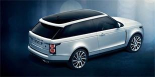 79593995de8 Tohle je Range Rover SV Coupé. Největší z rodiny přišel o pár dveří!