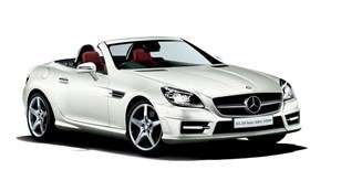 Mercedes-Benz SLK 200 Radar Safety Edition: propagace asistentů