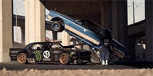 Video Gymkhana 7: Ken Block dovádí v Los Angeles