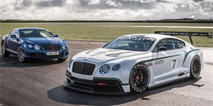 Bentley Continental GT3 pro Goodwood, Kankkunen tam prožene GT Speed