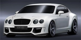 Bentley Continental GT v úpravě Amari Design