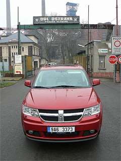 Test Dodge Journey 2,0 CRD: neoameričan
